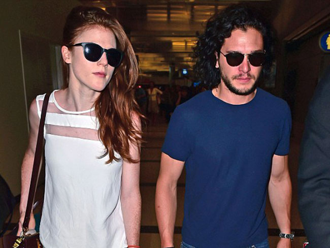 Are Kit and Rose back together?