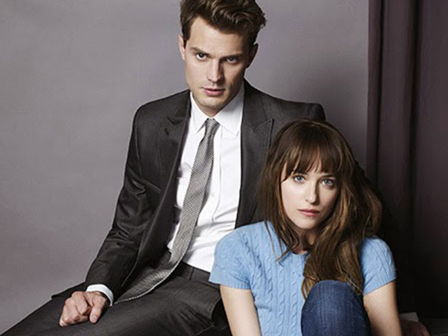 Full 50 Shades of Grey movie trailer released