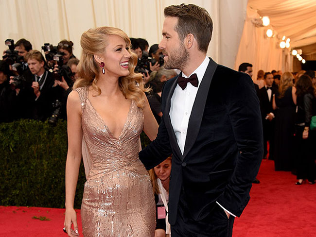 Blake Lively's wedding dress revealed!