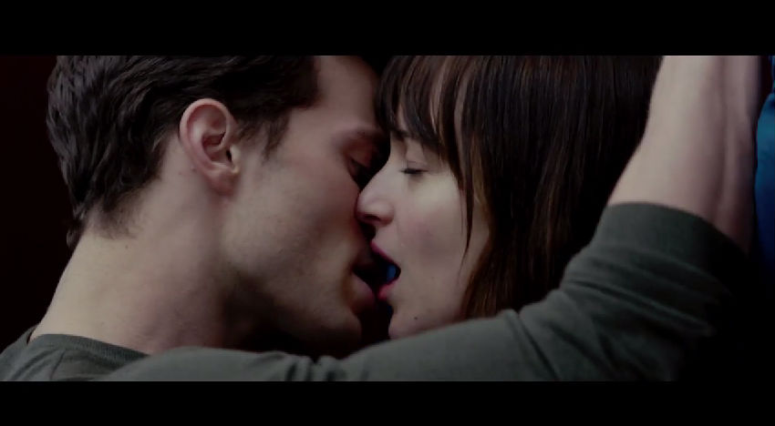 50 Shades of Grey trailer!