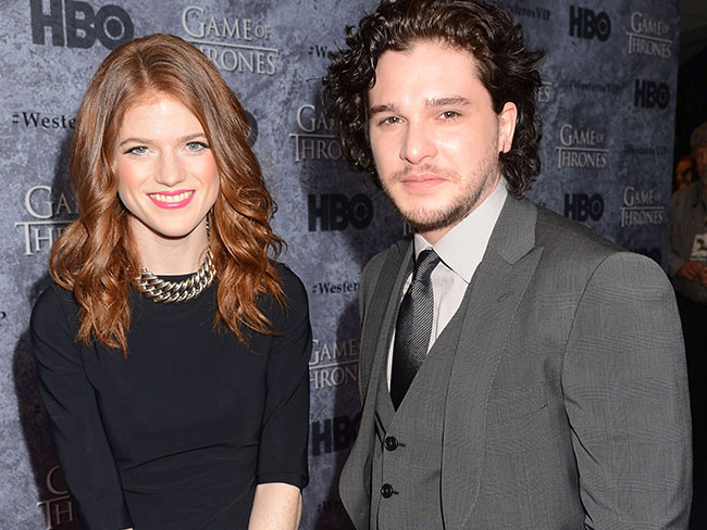 Are Kit and Rose back on?