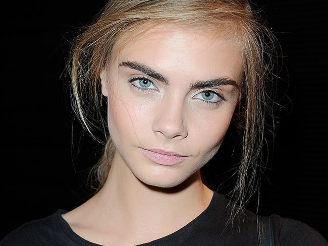 Eyebrow wigs are a thing now