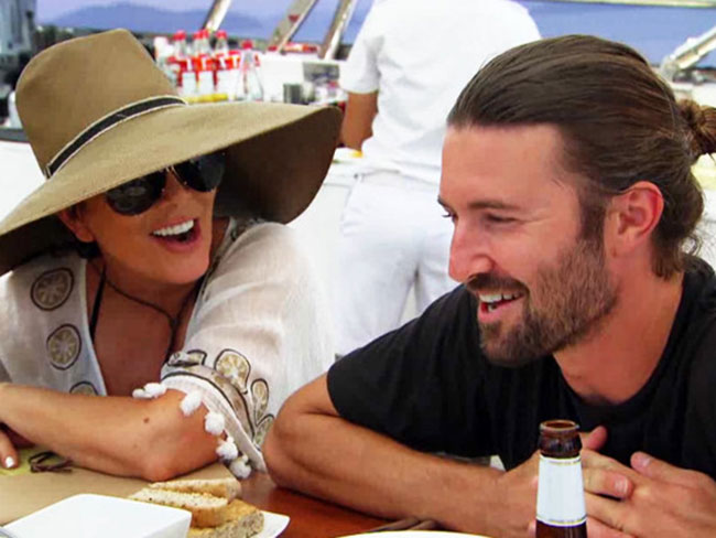 Brandon Jenner admits to kissing Kim