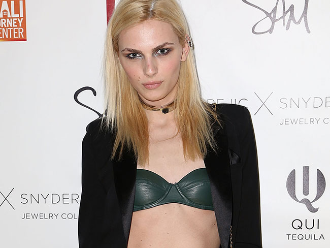 Andreja Pejic undergoes gender reassignment