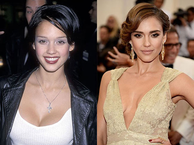 16 celeb brow makeovers