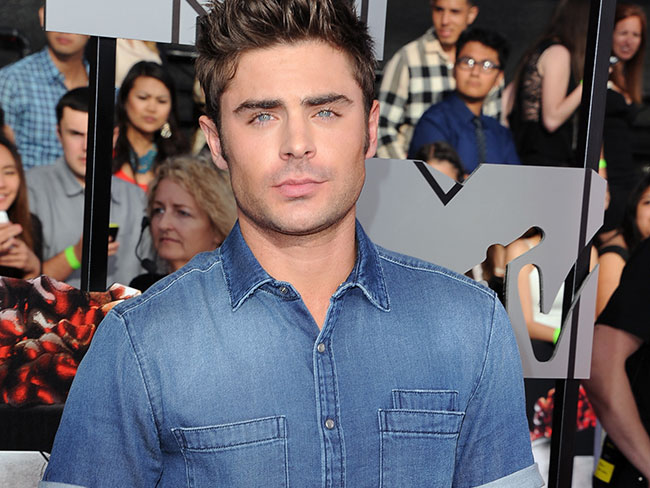 Zac Efron opens up to Bear Grylls