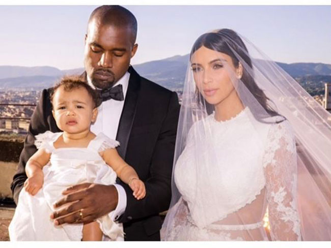Kimye's wedding not so perfect, apparently