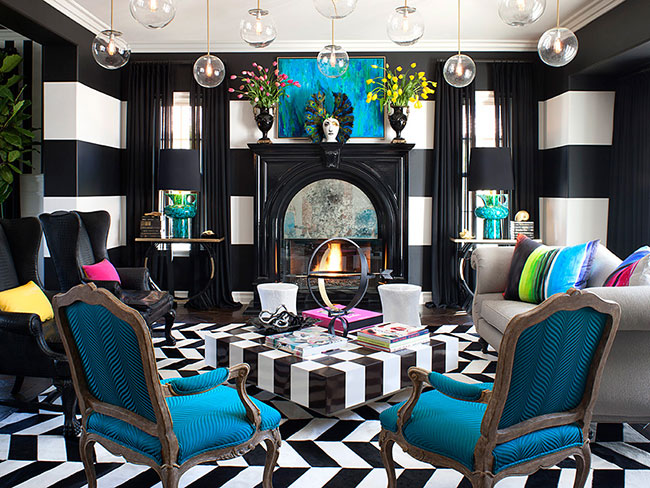 Have a look inside Sarah Jessica Parker's NYC townhouse