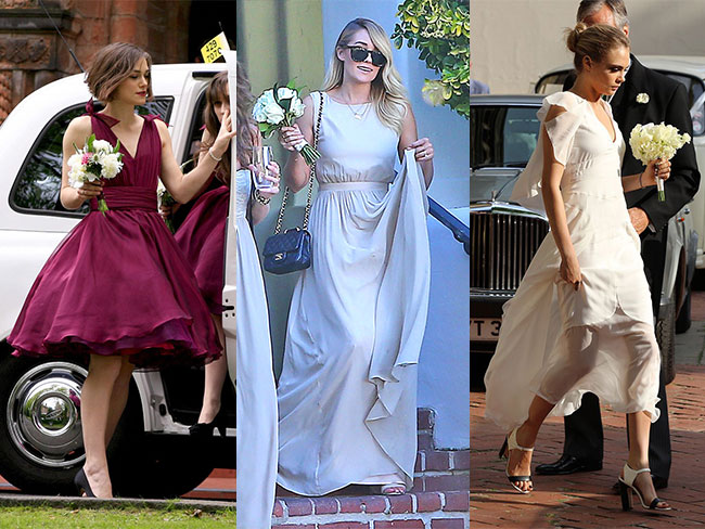 21 gorge celeb bridesmaids