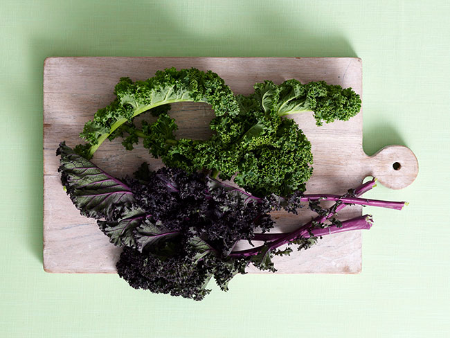There are healthier foods than kale