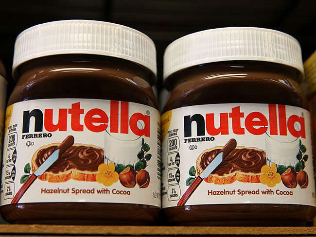 Nutella shortage imminent