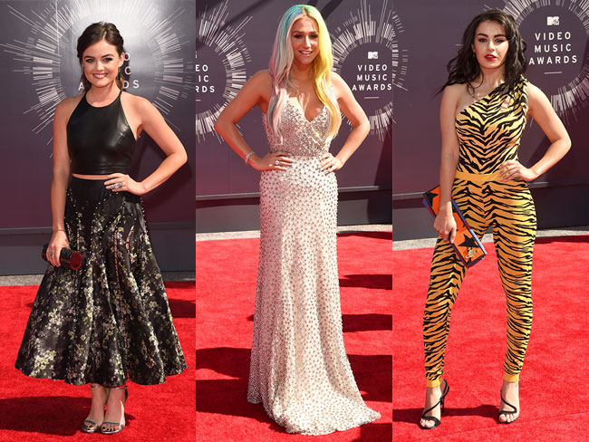 2014 MTV VMAs fashion