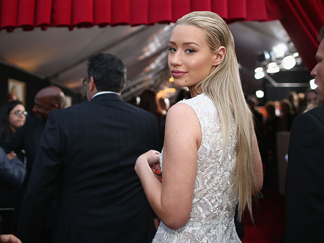 19 of Iggy Azalea's fanciest shoes