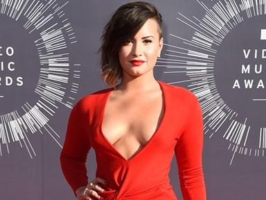 Demi's got her groove back