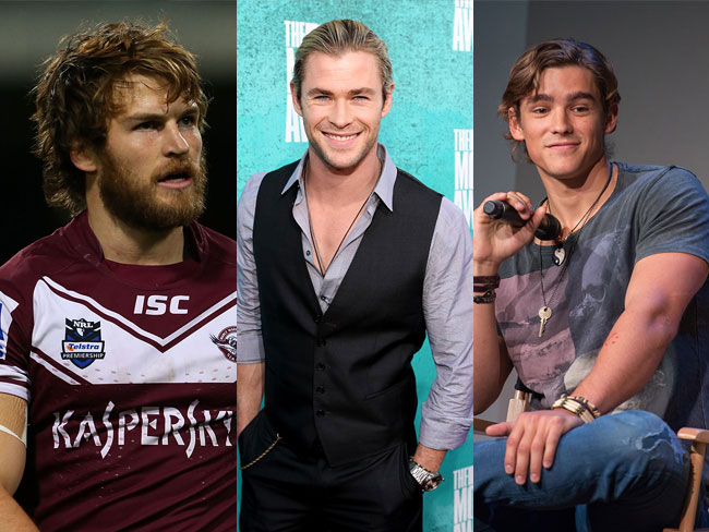 25 smoking hot Aussie men