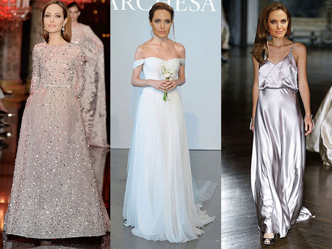 What we wish Angelina wore…