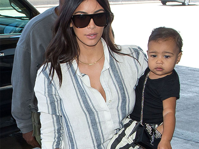 North West's handbag is better than yours