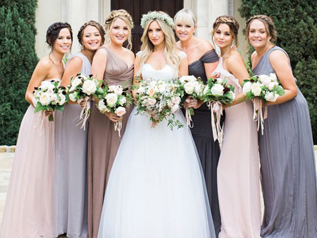 Wedding bells for Ashley Tisdale