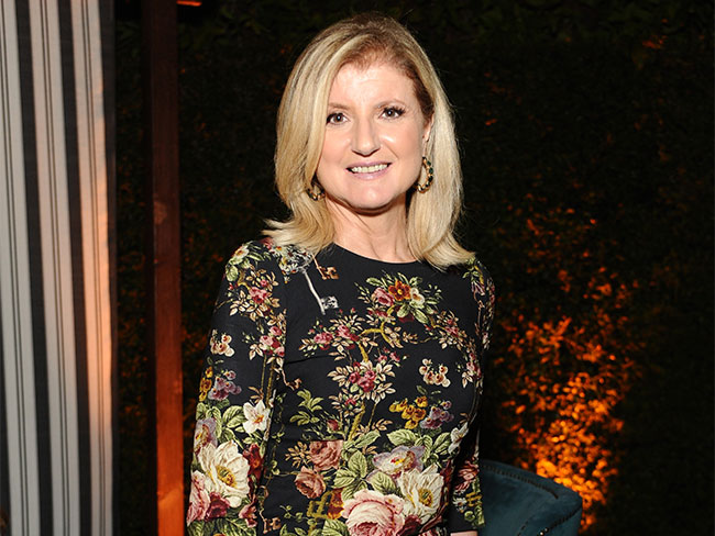 14 life lessons we learnt from Arianna Huffington