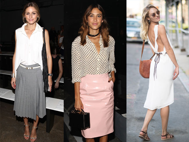 45 awesome celeb looks from NYFW