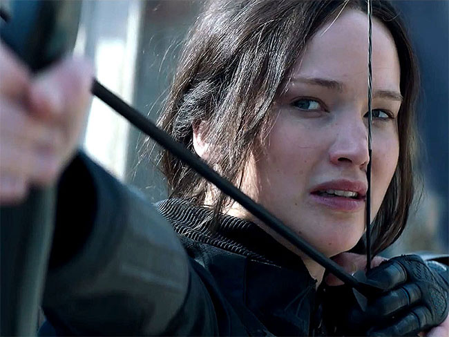 Eek! Full Mockingjay trailer