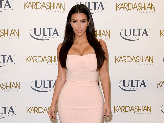 EXCLUSIVE: Kim on body confidence