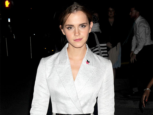 Emma Watson gives awesome speech on gender equality