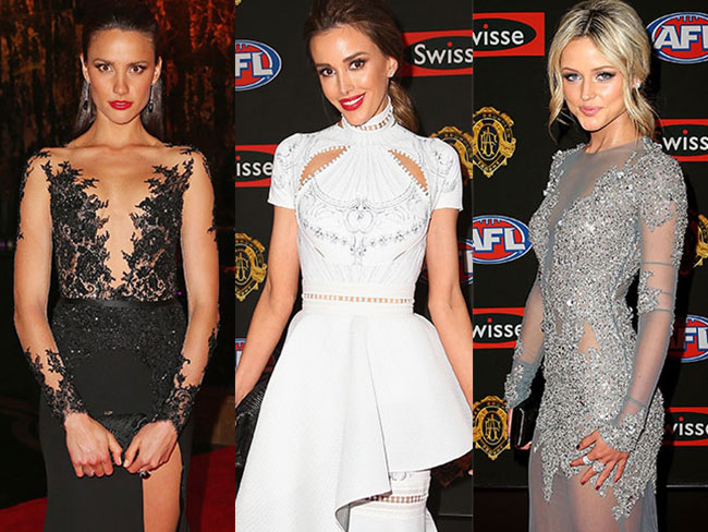 Best dressed at the 2014 Brownlow Medal