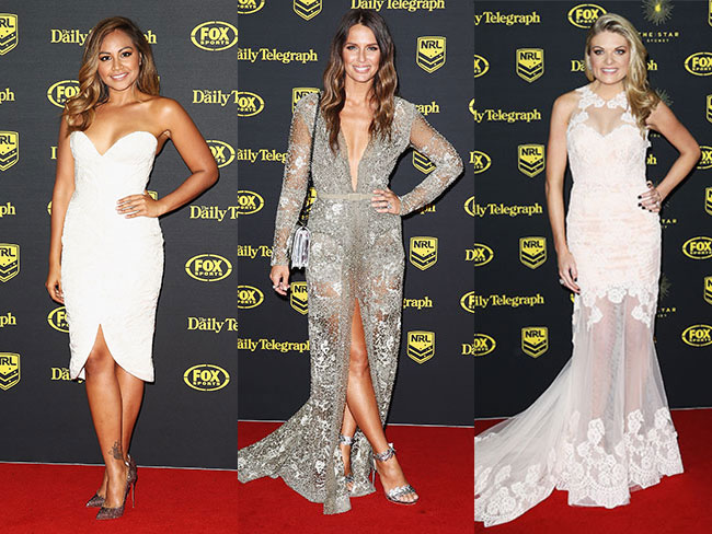 Best looks: 2014 Dally M Awards