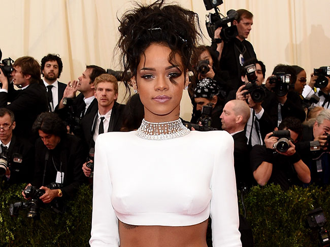 RiRi - the next Bond girl?