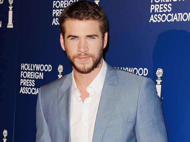 "Liam says ""there's no bad blood"" between him and Miley"