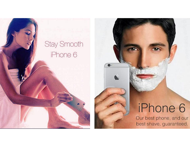 How the iPhone 6 is ruining your hair, seriously...