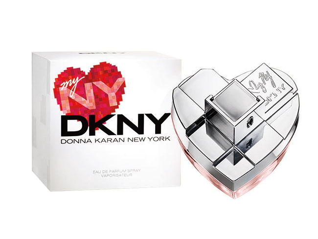 Win a bottle of DKNY MYNY