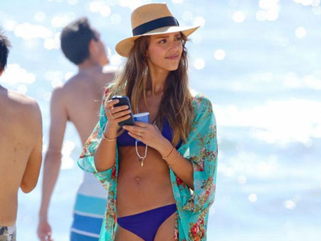 5 sexy beach cover-ups you need this weekend