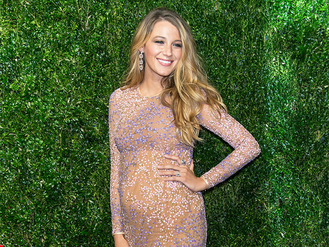 Blake Lively's pregnancy cravings