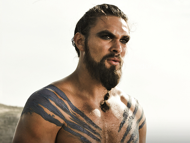 Jason Momoa's GoT audition is THE BEST