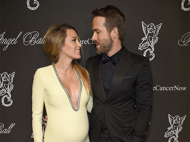Blake Lively and Ryan Reynolds rule the red carpet