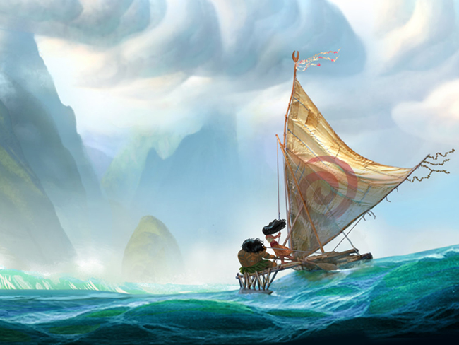 Disney announces release date for upcoming film 'Moana'