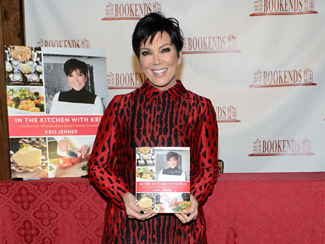 The 10 most wonderfully absurd moments in Kris Jenner's cookbook