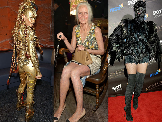 A timeline of Heidi Klum's best Halloween costumes