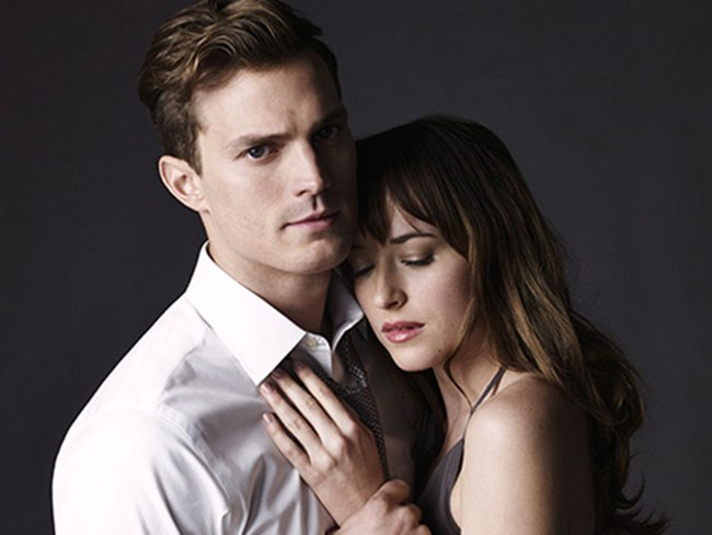 "Last minute 'Fifty Shades' reshoots down to ""poor chemistry"""