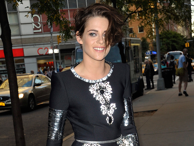 "Kristen Stewart is quitting Hollywood to ""make stuff with her hands"""