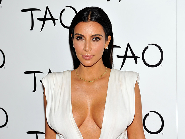 Is this video proof that Kimmy K is pregnant again?