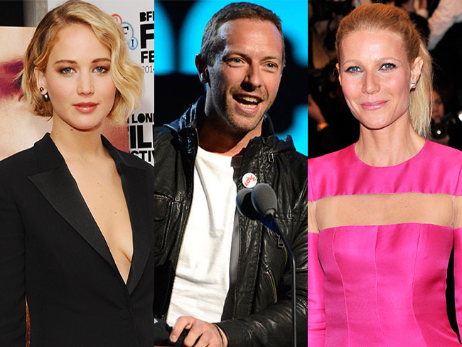 JLaw broke up with Chris because of Gwyneth