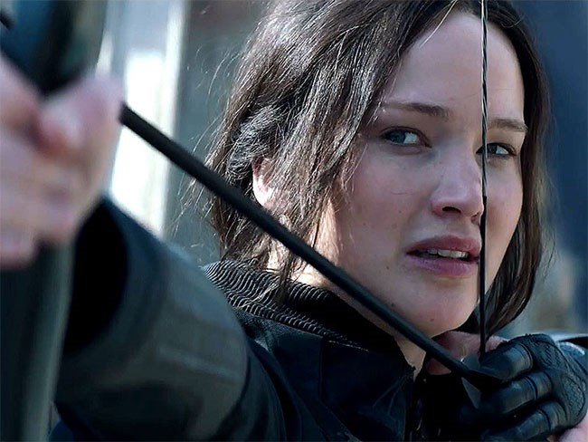 New 'Mockingjay' trailer