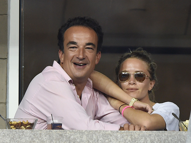 Did Mary-Kate Olsen just get married?!
