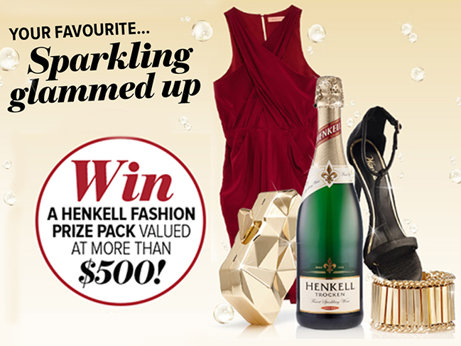 Win a Henkell Fashion Prize Pack