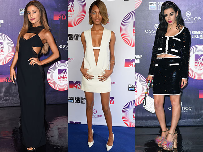 2014 MTV EMAs red carpet