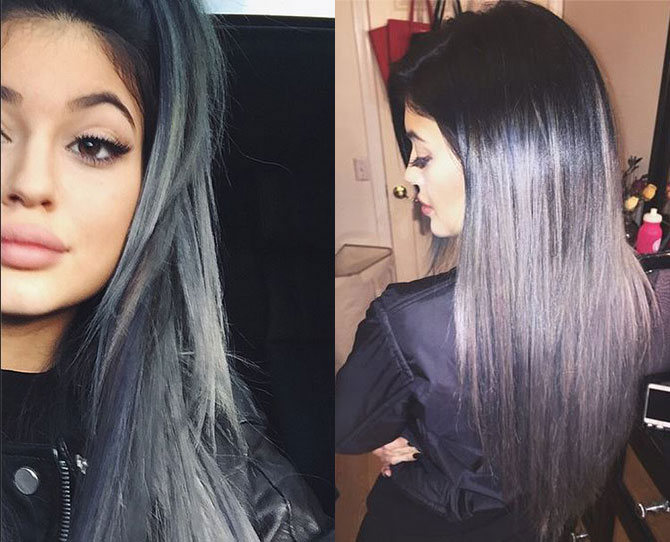 how to stop grey hair going green