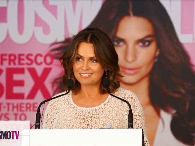 VIDEO: Watch Lisa Wilkinson's amazing FFF speech